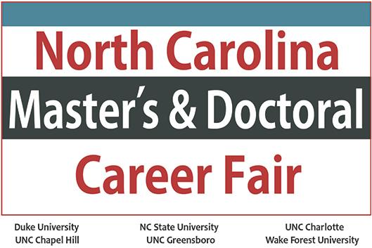 NC Master's and Doctoral Career Fair