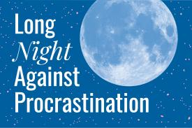 Long Night Against Procrastination