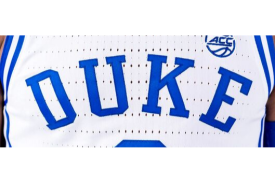 Duke Basketball jersey