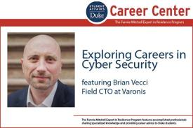 Brian Vecci field CTO at Varonis