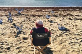 "Still image from ""Varda by Agnès"""