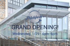 Pitchforks Grand Opening
