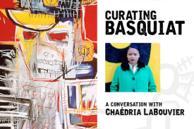 Curating Basquiat