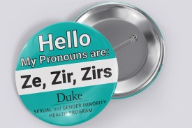 Duke SGMHP Pronoun Button