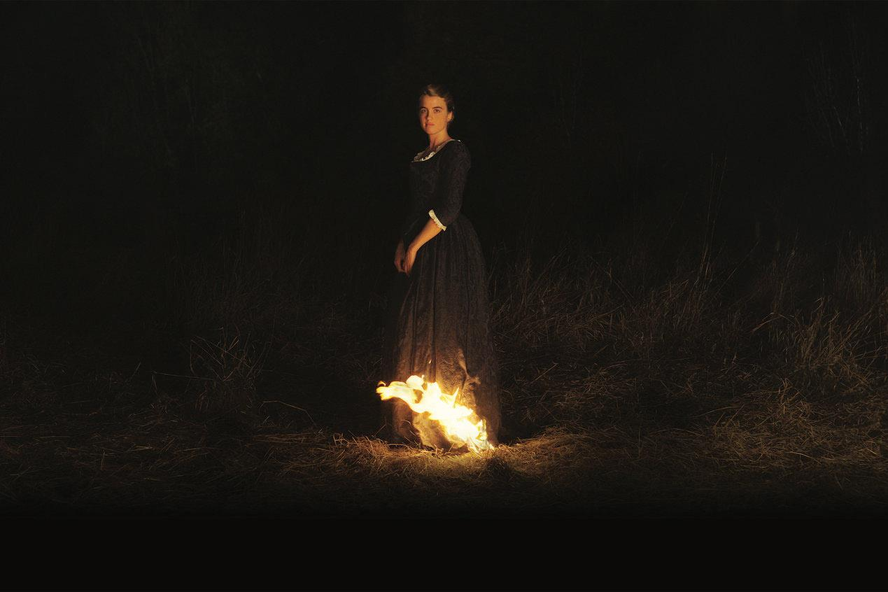 Still image from PORTRAIT OF A LADY ON FIRE