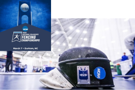 Fencing hosts NCAA regional