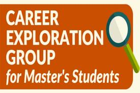 Career exploration group for master's students