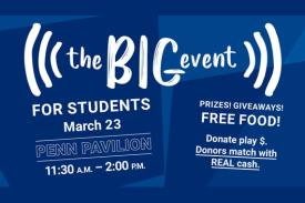 The Big Event - Duke Annual Fund