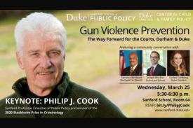 Gun Violence Prevention, March 25