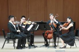Student string quartet