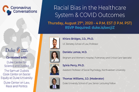 racial bias in the healthcare system and covid outcomes