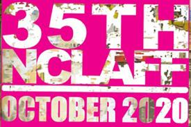 logo for NCLAFF, 35th annual series