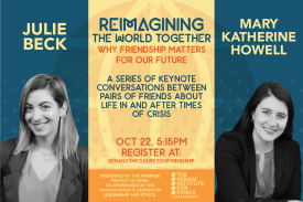 A Conversation with Julie Beck and Mary Katherine Howell