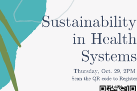 Sustainability in Health Systems