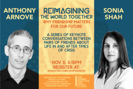 A Conversation with Anthony Arnove and Sonia Shah