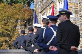 Veterans Day Commemoration Ceremony
