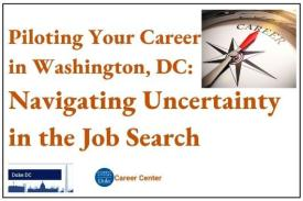 Piloting Your Career in Washington DC