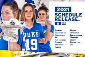 women's lacrosse schedule