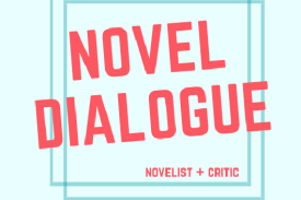 Logo for Novel Dialogue Podcast
