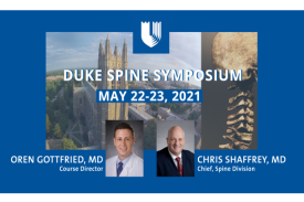 Duke Spine Symposium